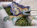 Park-Guell-salamander