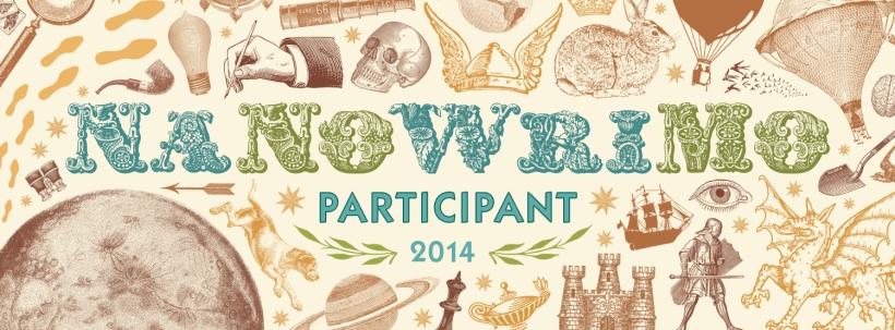 Nanowrimo 2014 participant